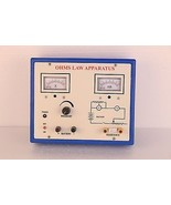 Ohm's Law Apparatus Hobby Educational Science - $27.69