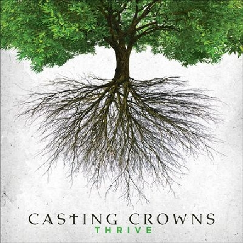 Thrive by casting crown