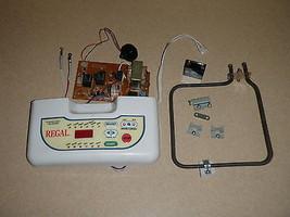Regal Bread Maker Control Panel PCB Fuse Element Capacitor Sensors K6750 - $29.91