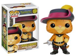 Shrek: Puss In Boots Funko POP Vinyl Figure *NEW* - $22.99