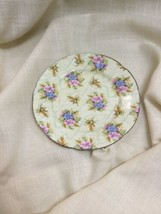 "Vintage ROYAL STAFFORD 6 1/2"" Bread Plate - Elizabeth Pattern - $23.22"