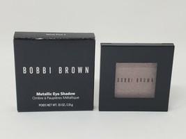 New Authentic Bobbi Brown Metallic Eye Shadow Velvet Plum 3 - $18.69