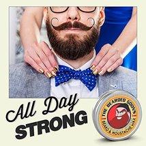 The Bearded Goon's Ridiculously Strong Beard and Handlebar Mustache Wax - 1oz 30 image 5