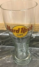 "Hard Rock Cafe Collectible 8.5"" Pilsner Beer Glass San Francisco - $19.75"