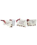 Religious Sayings & Bible Quotes Mini Bucket Decorative Tea Light Holder... - $7.87