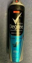 Degree Motion Sense 48H Antiperspirant Dry Spray Cool Rush Men - 3.8 oz  - $10.87