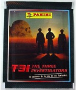The Three Investigators T3I 5 Collectible Movie Stickers in one pack Panini - $1.50