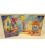 Disney Little Mermaid Tri Fold Background Cards... - $16.41