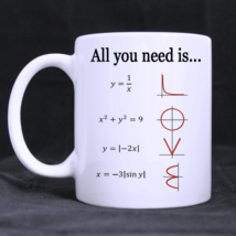 All You Need is Custom Personalized Coffee Tea White Mug - $13.99