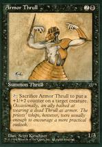 Magic: The Gathering: Fallen Empires - Armor Thrull (C) - $0.25
