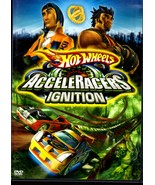 DVD - Hot Wheels AcceleRacers Ignition   - $4.95
