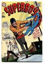 SUPERBOY #161-1970-DC-Silver-Age-NEAL ADAMS-FN/VF - $31.53