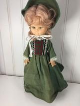 Vintage Doll Made in Hong Kong Original Outfit Prairie 24036 - $11.13