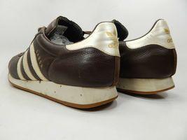 Adidas Samoa Größe US 12 M (D) Eu 46 2/3 Herren Freizeit Turnschuhe Braune image 4