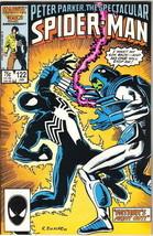 The Spectacular Spider-Man Comic Book #122, Marvel 1987 FINE+ - $2.50