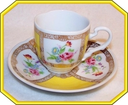 1985 AVON European Tradition Cup & Saucer Collection Germany Circ NIP - $38.95