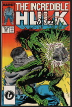 SIGNED Peter David & Steve Geiger Incredible Hulk #334 w/ Todd McFarlane... - $19.79