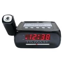 Digital Projection Alarm Clock with AM/FM Radio  - $20.99