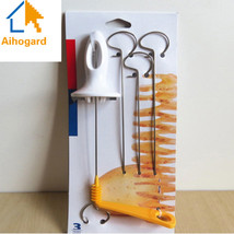 Aihogard Kitchen Accessories Tornado Spiral Cutter Slicer - $15.95