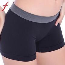 Fashion New Women Exercise Workout Waistband Skinny Shorts - $14.99