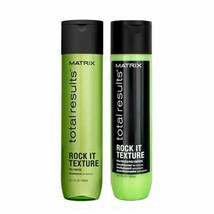 Matrix Total Results Rock It Texture Shampoo and Conditioner 10.1 oz. Duo - $29.69