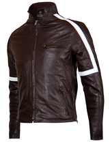 War Of The World Tom Cruise Leather Jacket | LJM - $199.99