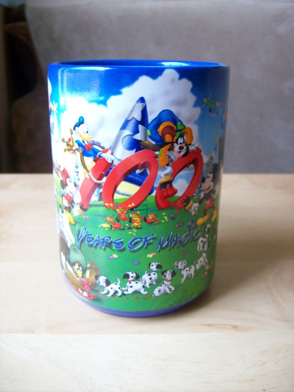 Primary image for Disney 100 Years Share a Dream Come True Coffee Mug