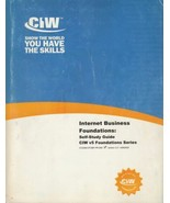 CIW Internet Business Foundations Self Study Guide - $25.30