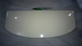"6 Dd18 Kohler 8505 Toilet Tank Lid, Almond / Bone??, 19"" X 8 1/8"", One Small Chip - $49.66"
