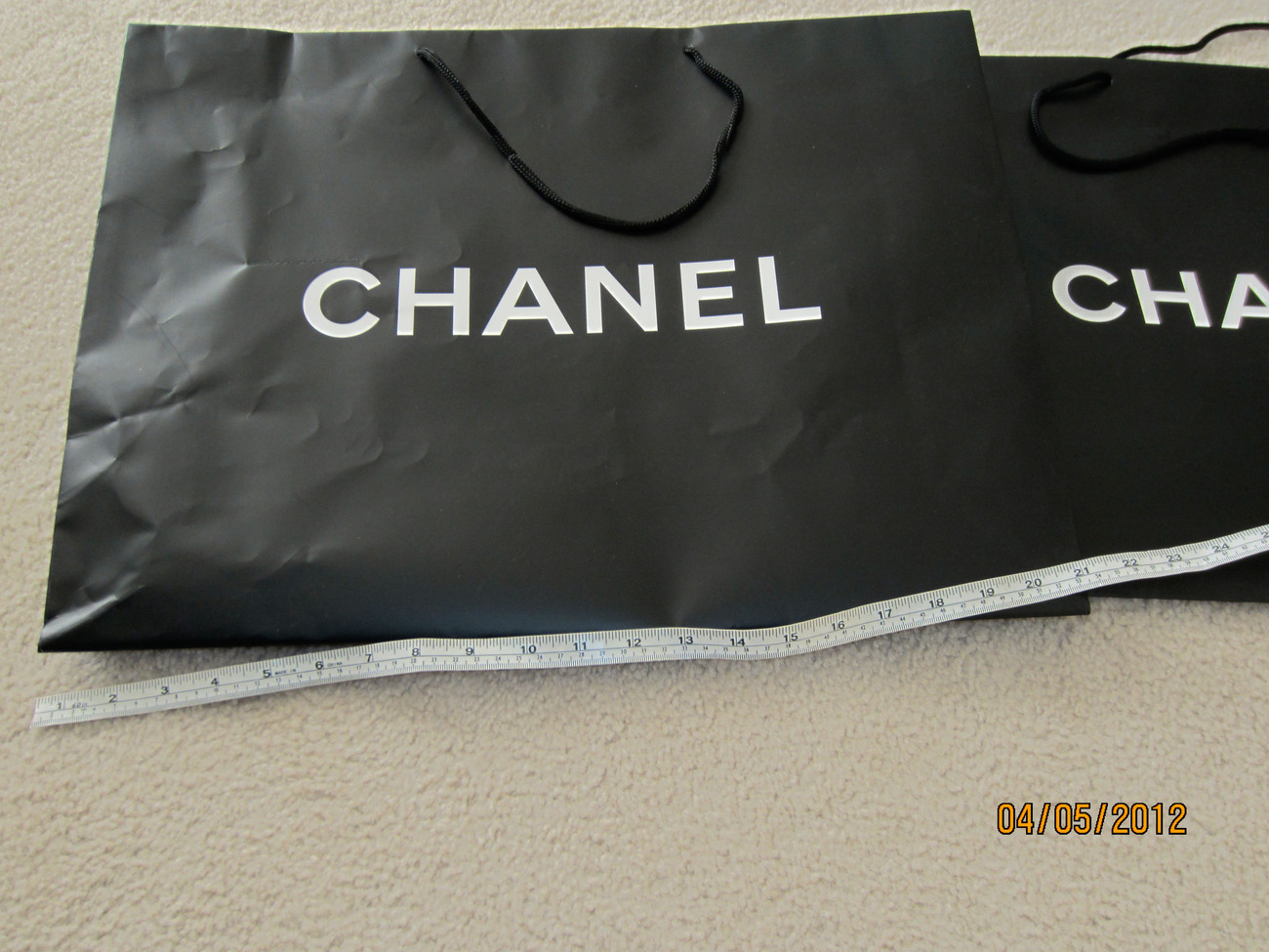 Chanel Shopping Bags Large 2