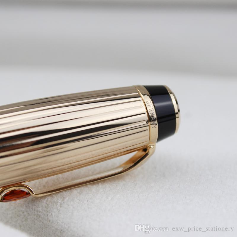 Brand Diamond pen Germany s925 silver Pen Austria diamond stationery Blance-Roll