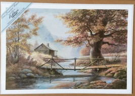 Lee Roberson Limited Edition Signed Print - Over Peaceful Waters 1990 -S... - $109.99