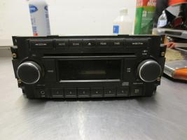 GRQ607 Radio CD MP3 Tuner Receiver  2006 Jeep Commander 3.7 05064171AF - $100.00