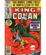 King Conan #3 Red Moon of Zembabwei! [Comic] by - $4.03