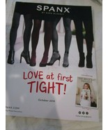 Spanx by Sara Blakely Catalog Look Book October 2016 Love at First Tight... - $9.99
