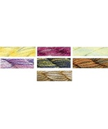 FLOSS BUNDLE Caron Waterlilies (7 total) Floren... - $41.58