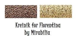 FIBER PACK Kreinik Braid Florentina MB138FP Mirabilia Designs-Nora Corbett - $6.20