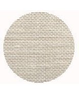 Fabric Cut for Florentina 18x27 32ct white choc... - $18.45