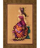 The Gypsy Queen MD142 cross stitch chart Mirabi... - $13.95