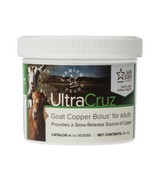 UltraCruz Goat Copper Bolus for adults 25 count x 4 grams - $24.57
