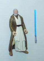 1995 Kenner Star Wars POTF Ben (Obi-wan) Kenobi Action Figure - $4.99