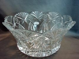 Crystal G Durand France Bowl Cristal Au Plomb - $30.00