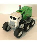 Matchbox Stinky The Garbage Trash Truck Interactive Talking Sounds Lights Mattel - $29.99