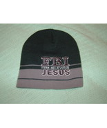 knit hat in greys Firm Believer in  Jesus one ... - $6.00