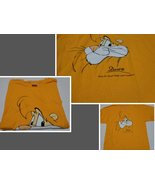 DARE T-Shirt Sz XL Yellow NWOT Gildan Heavy Cotton - $8.99