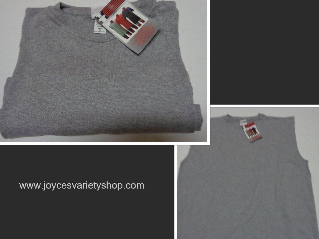 Gray adams mesh shirt collage