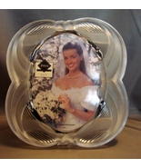 Fetco International 5 x7  Crystal Photo Frame New - $7.00