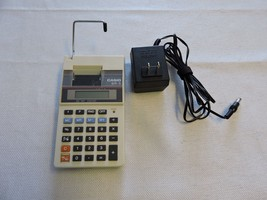 Vintage Casio SR-5 Printing Calculator with AC Adapter ~ Needs Paper - $20.00