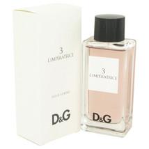 L'Imperatrice 3 by Dolce & Gabbana Eau De Toilette Spray 3.3 oz - $39.95
