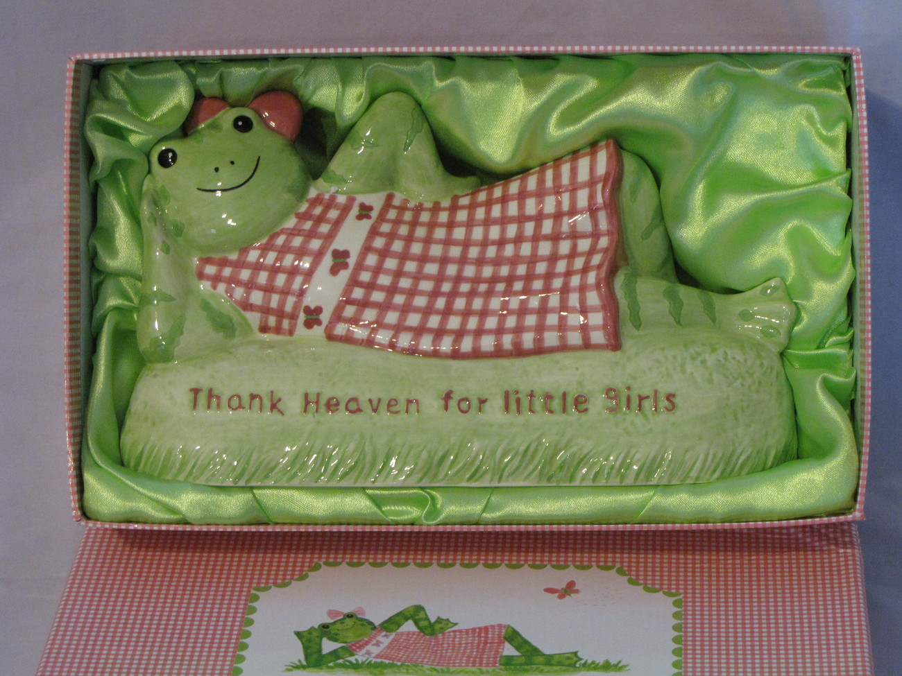 Hattie Coin Bank Kelly B. Rightsell Designs for Pickles